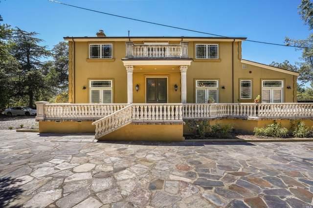 330 Clark Way, Angwin, CA 94508 (#321057658) :: Hiraeth Homes