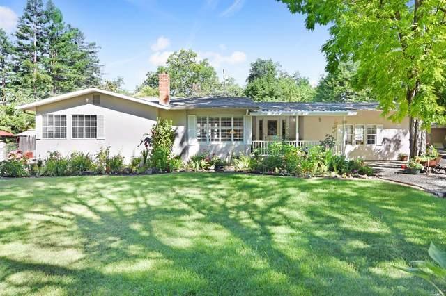 169 Warm Springs Road, Kenwood, CA 95452 (#321061651) :: Hiraeth Homes