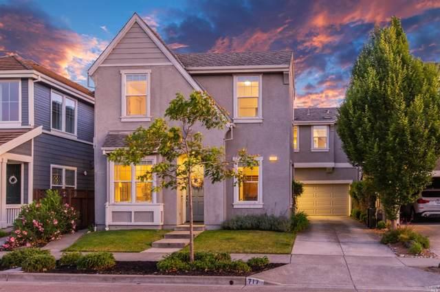 717 Churchill Drive, Petaluma, CA 94954 (#321063145) :: The Abramowicz Group
