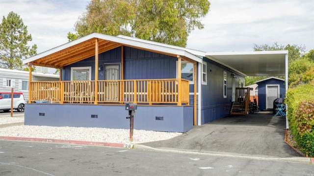 260 American Canyon Road #38, American Canyon, CA 94503 (#321063582) :: Golden Gate Sotheby's International Realty