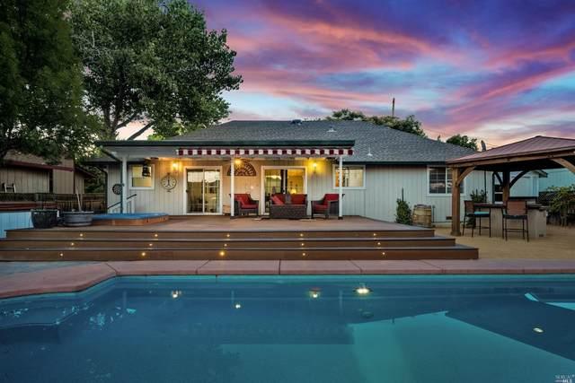 18427 Deer Hollow Road, Hidden Valley Lake, CA 95467 (#321063393) :: Golden Gate Sotheby's International Realty
