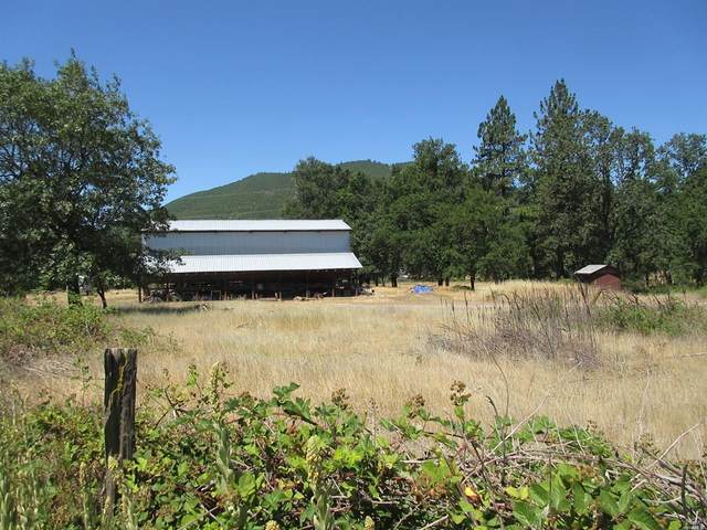 20 Acres Substation Road, Round Mountain, CA 96084 (#321064202) :: Golden Gate Sotheby's International Realty