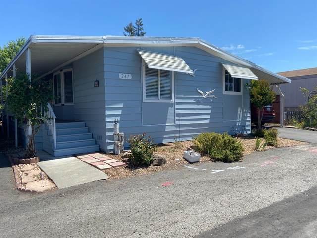300 Stony Point Road #247, Petaluma, CA 94952 (#321064321) :: Golden Gate Sotheby's International Realty