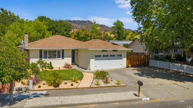 616 Saint Mary Drive, Santa Rosa, CA 95409 (#321058356) :: Hiraeth Homes