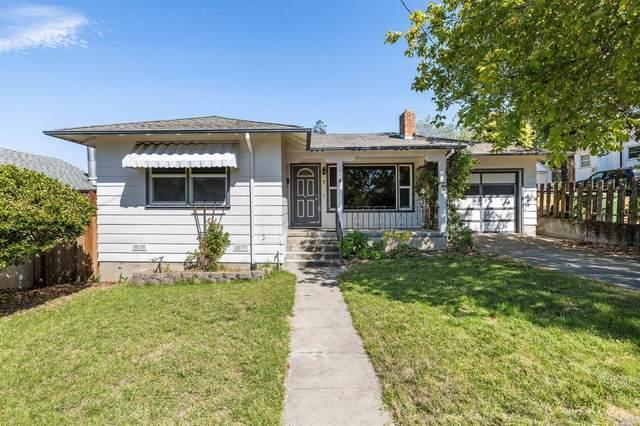 7 Raymond Heights, Petaluma, CA 94952 (#321045586) :: Golden Gate Sotheby's International Realty