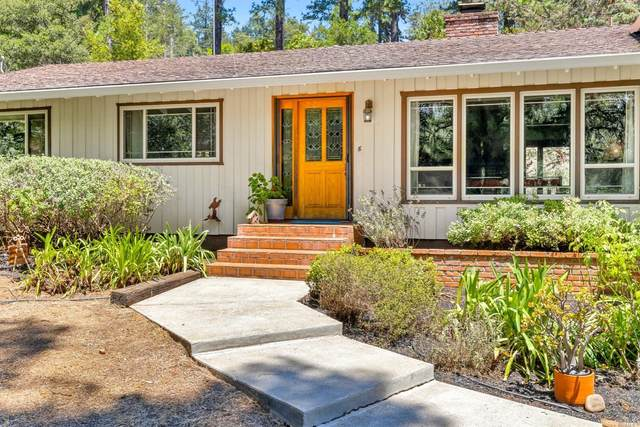 315 White Cottage Road S, Angwin, CA 94508 (#321061286) :: Hiraeth Homes