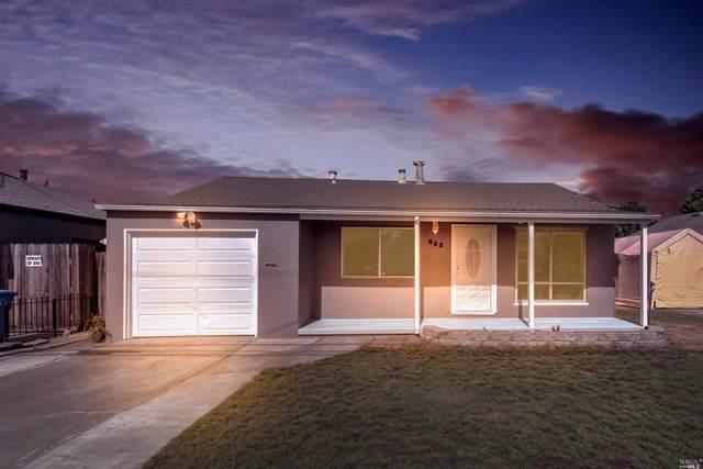 833 Oakwood Avenue, Vallejo, CA 94591 (#321064313) :: Golden Gate Sotheby's International Realty