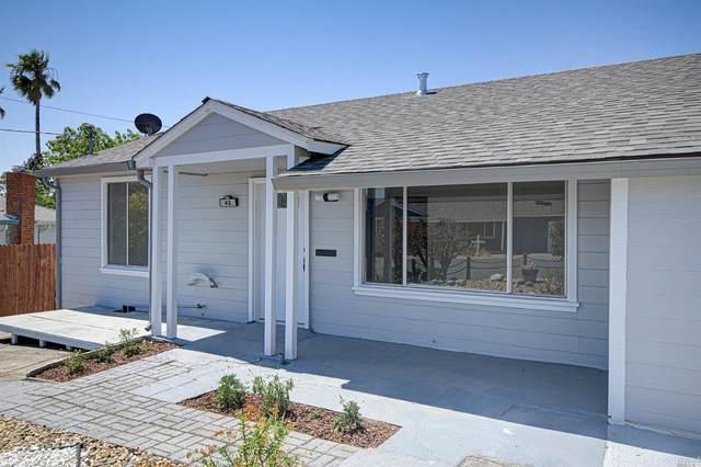 42 Corte Dorado, Benicia, CA 94510 (#321057749) :: Golden Gate Sotheby's International Realty