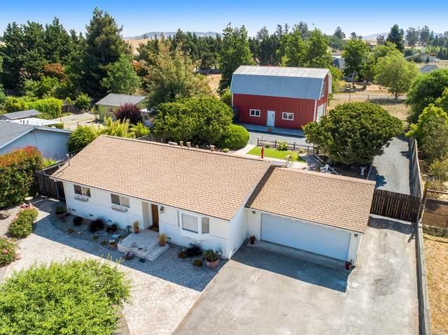 5221 Wendell Lane, Sebastopol, CA 95472 (#321057757) :: Golden Gate Sotheby's International Realty