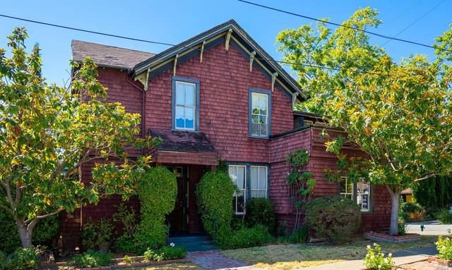 19 Pine Street, San Rafael, CA 94901 (#321064768) :: The Abramowicz Group