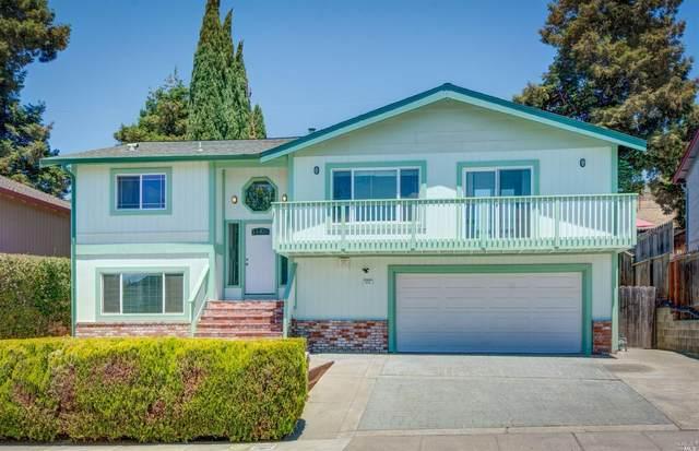 475 Marina Place, Benicia, CA 94510 (#321064951) :: Golden Gate Sotheby's International Realty