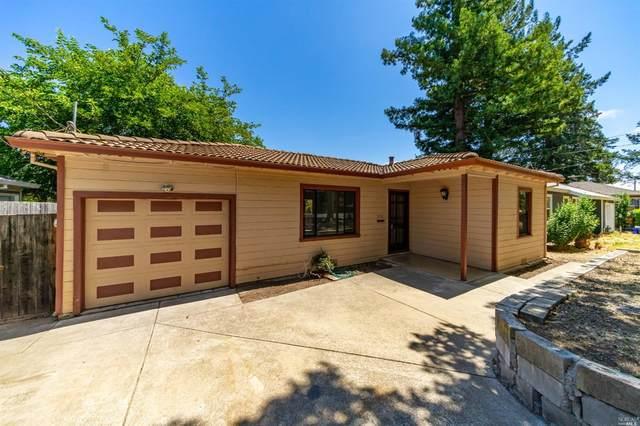 3150 Laurel Street, Napa, CA 94558 (#321064402) :: Golden Gate Sotheby's International Realty