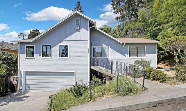 307 Ash Lane, El Sobrante, CA 94803 (#321061455) :: Golden Gate Sotheby's International Realty
