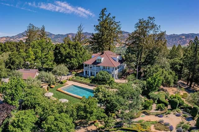 350 Kortum Canyon Road, Calistoga, CA 94515 (#321055588) :: Golden Gate Sotheby's International Realty