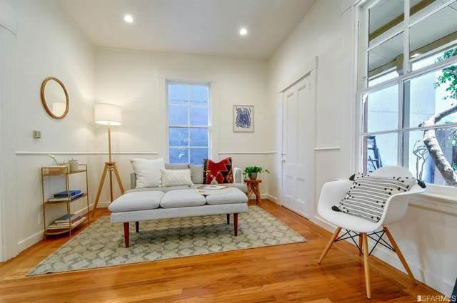 1053 S South Van Ness Avenue, San Francisco, CA 94110 (#421574454) :: Golden Gate Sotheby's International Realty