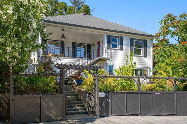 38 Alexander Avenue, San Rafael, CA 94901 (#321065935) :: Team O'Brien Real Estate