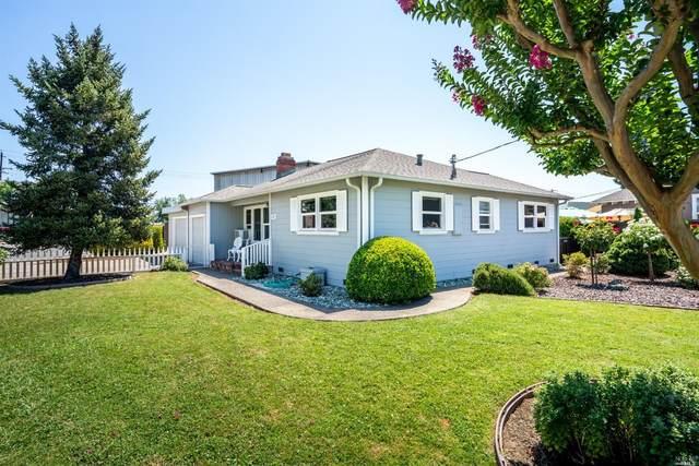 1185 N Oak Street, Ukiah, CA 95482 (#321063638) :: The Abramowicz Group