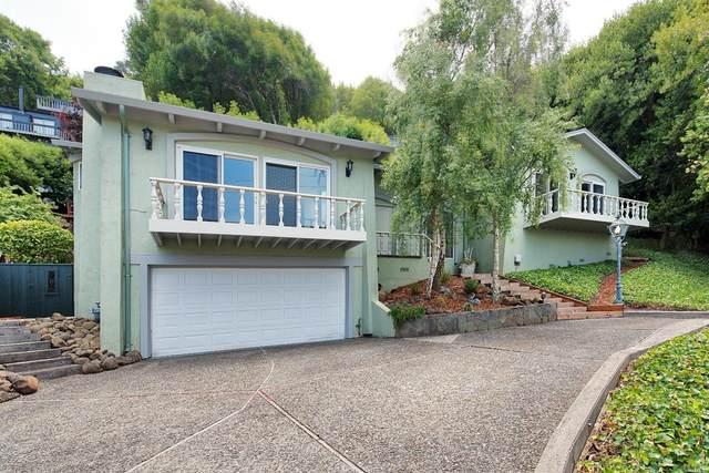 135 Glen Drive, Sausalito, CA 94965 (#321066203) :: Intero Real Estate Services
