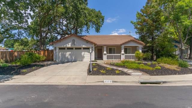 3322 Shenandoah Court, Fairfield, CA 94534 (#321066325) :: Golden Gate Sotheby's International Realty
