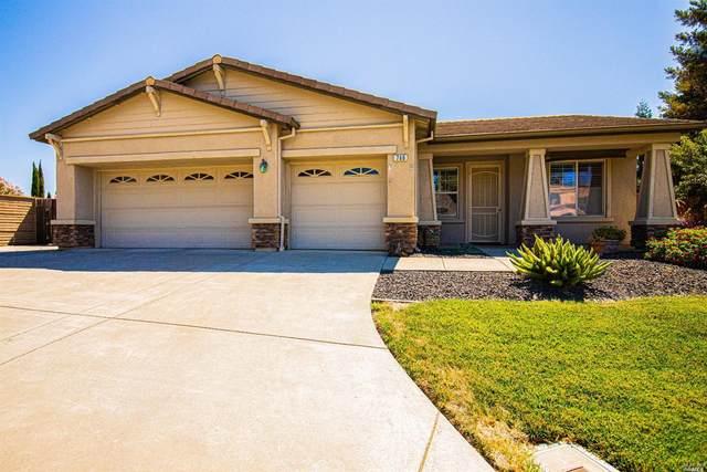 760 Kingston Court, Dixon, CA 95620 (#321065028) :: Golden Gate Sotheby's International Realty