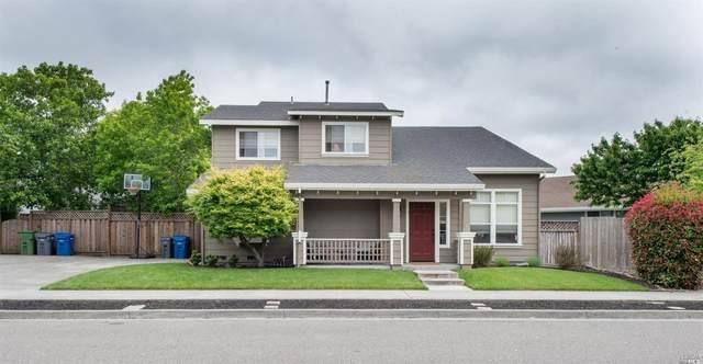 1822 Hanford Street, Petaluma, CA 94954 (#321066900) :: Team O'Brien Real Estate