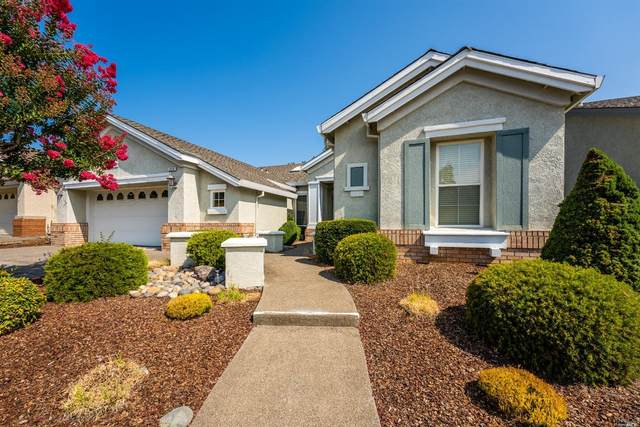 210 Clover Springs Drive, Cloverdale, CA 95425 (#321067099) :: Hiraeth Homes