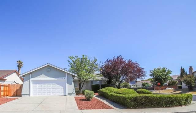 724 Cypress Circle, Fairfield, CA 94533 (#321065873) :: Golden Gate Sotheby's International Realty
