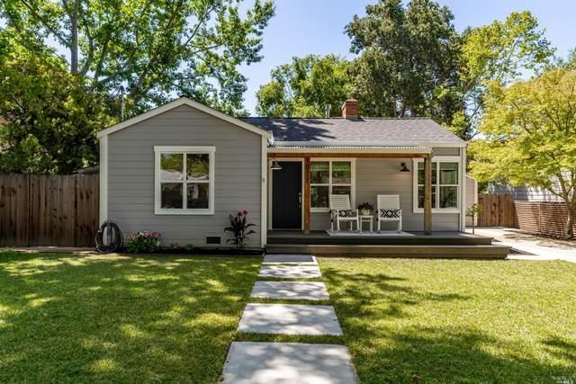 1011 Alabama Street, Napa, CA 94558 (#321067011) :: Hiraeth Homes