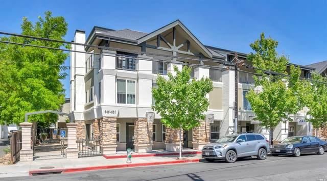 649 1st Street W #4, Sonoma, CA 95476 (#321064603) :: Hiraeth Homes