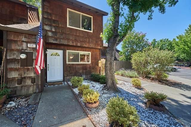 1581 Parkway Drive, Rohnert Park, CA 94928 (#321067496) :: Hiraeth Homes