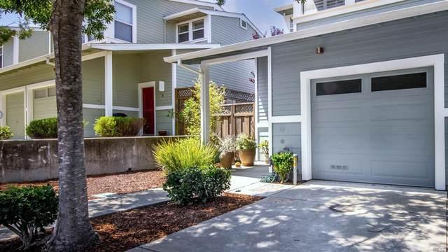 6 Terrace Drive, Sausalito, CA 94965 (#321067643) :: Intero Real Estate Services