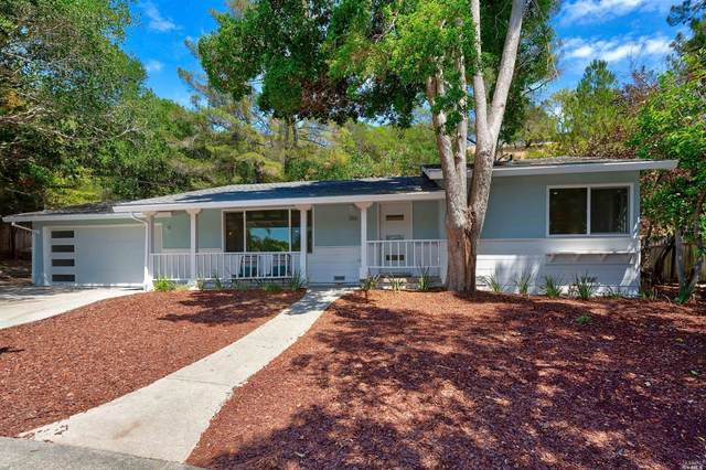 386 Orange Blossom Lane, San Rafael, CA 94903 (#321067655) :: The Abramowicz Group