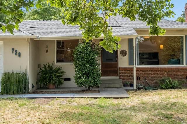 729 Brentwood Drive, Santa Rosa, CA 95405 (#321053691) :: Rapisarda Real Estate