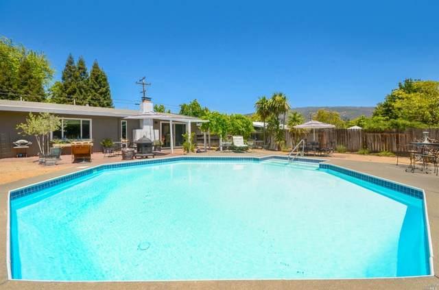908 Madrone Road, Sonoma, CA 95476 (#321067073) :: Hiraeth Homes