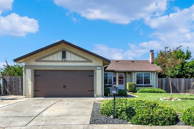 905 Muscovy Court, Suisun City, CA 94585 (#321065345) :: The Abramowicz Group