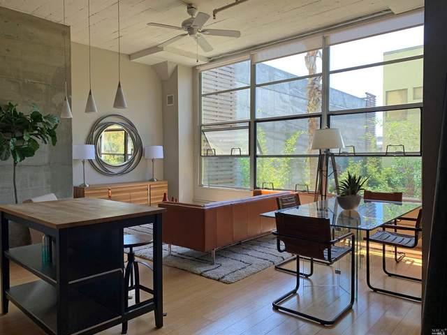 1500 Park Avenue #203, Emeryville, CA 94608 (#321068278) :: Hiraeth Homes