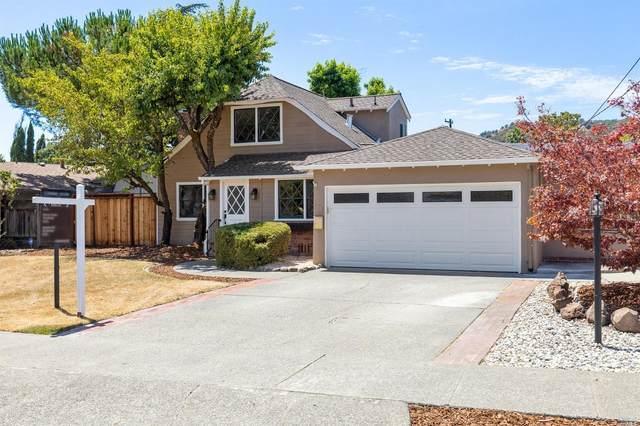 171 Blackstone Drive, San Rafael, CA 94903 (#321067583) :: The Abramowicz Group