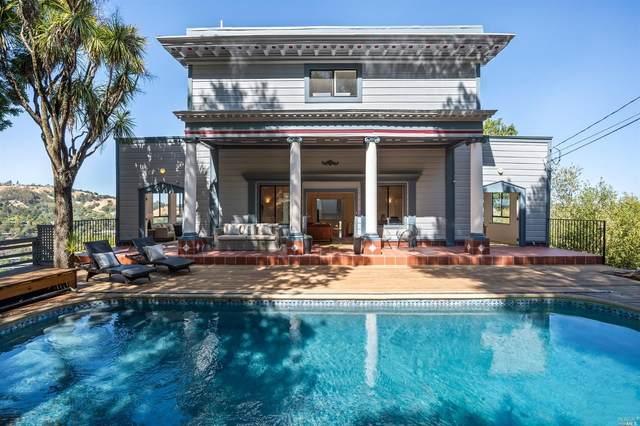 233 Hillside Drive, Fairfax, CA 94930 (#321066404) :: Lisa Perotti | Corcoran Global Living