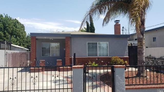 238 Evans Avenue, Vallejo, CA 94590 (#321068508) :: Golden Gate Sotheby's International Realty