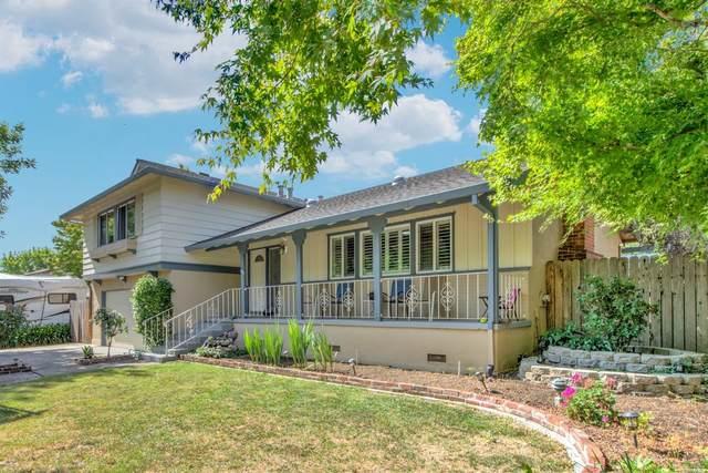 3533 Woodbrook Drive, Napa, CA 94558 (#321068554) :: Rapisarda Real Estate
