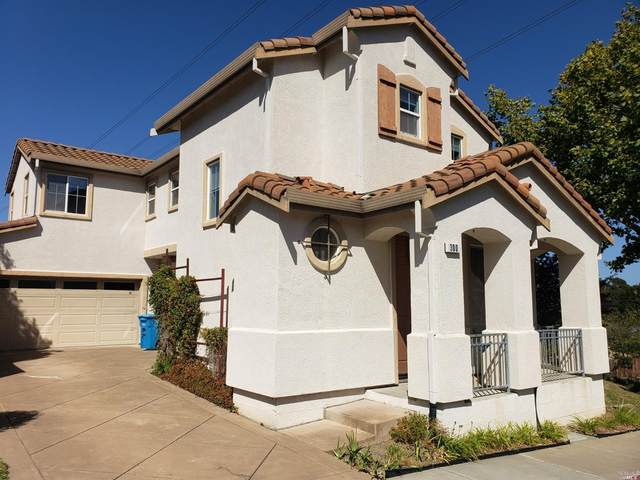 300 Shadow Ridge Court, Vallejo, CA 94591 (#321068724) :: Golden Gate Sotheby's International Realty
