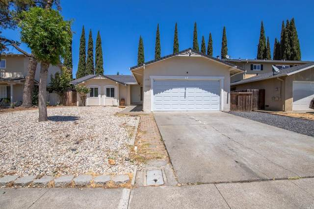 1778 Barton Drive, Fairfield, CA 94534 (#321067588) :: Golden Gate Sotheby's International Realty
