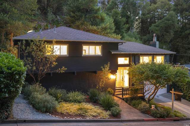 20 Chevy Chase Court, Larkspur, CA 94939 (#321065110) :: Golden Gate Sotheby's International Realty