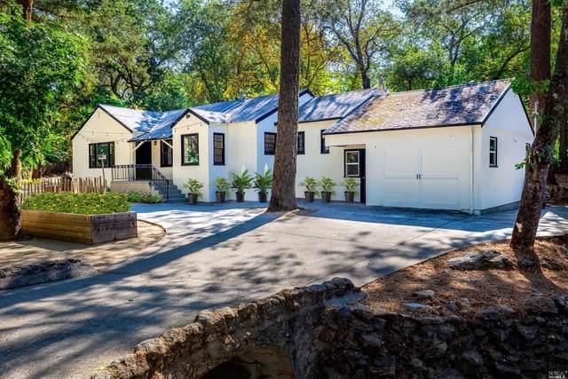 500 College Avenue, Angwin, CA 94508 (#321064569) :: Hiraeth Homes