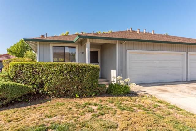2465 College Park Circle, Santa Rosa, CA 95401 (#321067617) :: Golden Gate Sotheby's International Realty