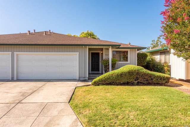 2467 College Park Circle, Santa Rosa, CA 95402 (#321067635) :: Golden Gate Sotheby's International Realty