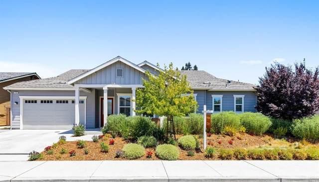 112 Old Vine Way, Napa, CA 94558 (#321067390) :: Hiraeth Homes