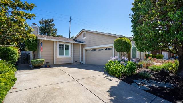1724 Northstar Drive, Petaluma, CA 94954 (#321065256) :: Golden Gate Sotheby's International Realty