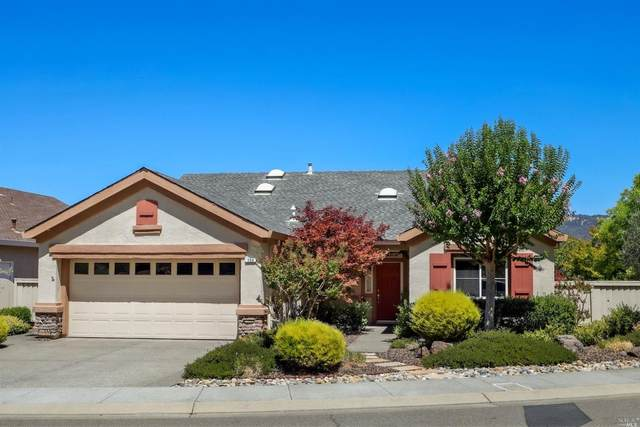268 Red Mountain Drive, Cloverdale, CA 95425 (#321068449) :: Lisa Perotti | Corcoran Global Living