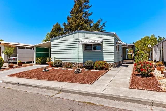 163 Westgate Circle, Santa Rosa, CA 95401 (#321064497) :: Golden Gate Sotheby's International Realty